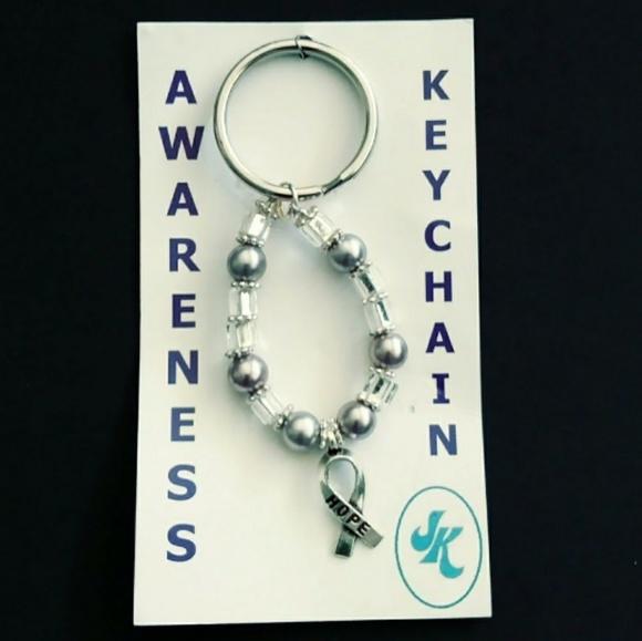 J & K Accessories - 2/$15 Awareness Spoonie Hope Keychains